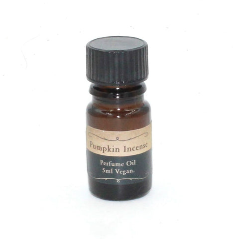 Pumpkin Incense Perfume Oil