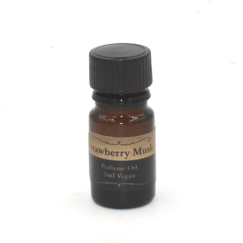 Strawberry Musk Perfume Oil