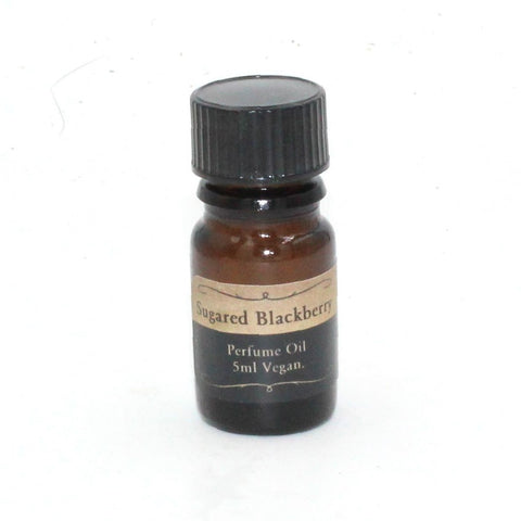 Sugared Blackberry Perfume Oil