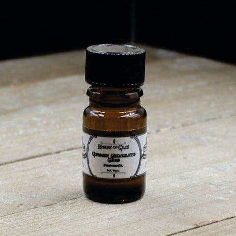 German Chocolate Cake Vegan Perfume Oil 5ml Bottle