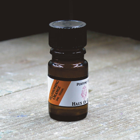 Blossoming Orange Perfume Oil