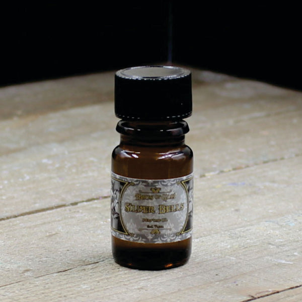 Silver Bells Vegan Perfume Oil 5ml Bottle