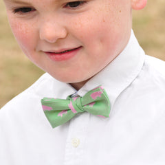 collared greens boys bowties