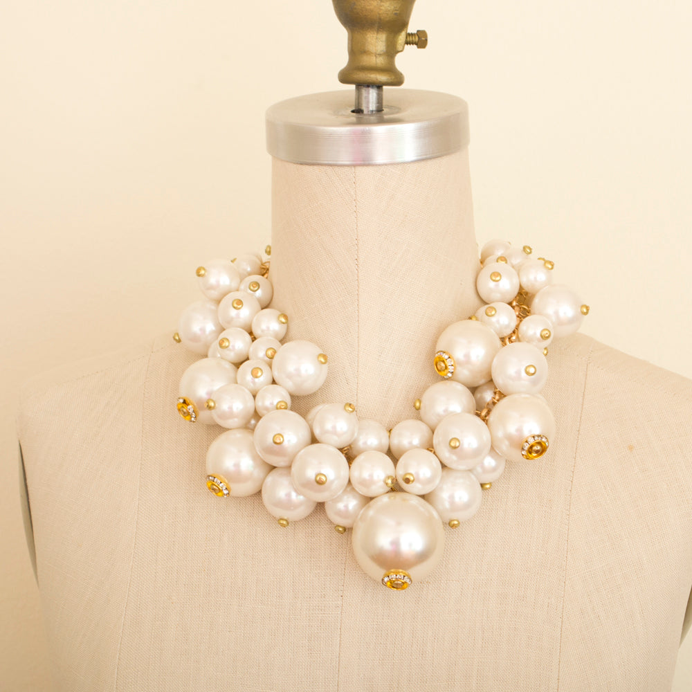 super pearls necklace