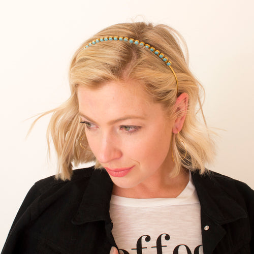 elizabeth cole stacey headband