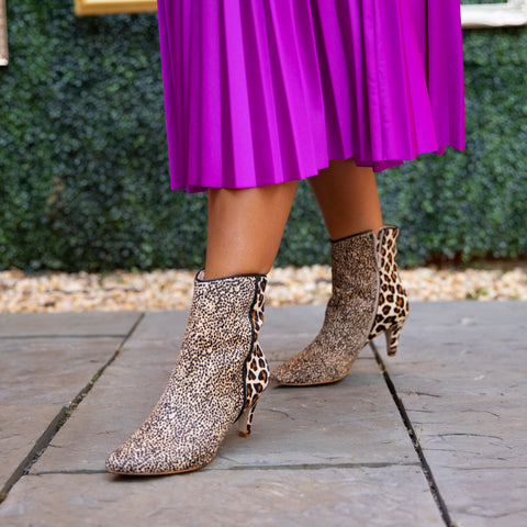 Ivy League Boot - fawn