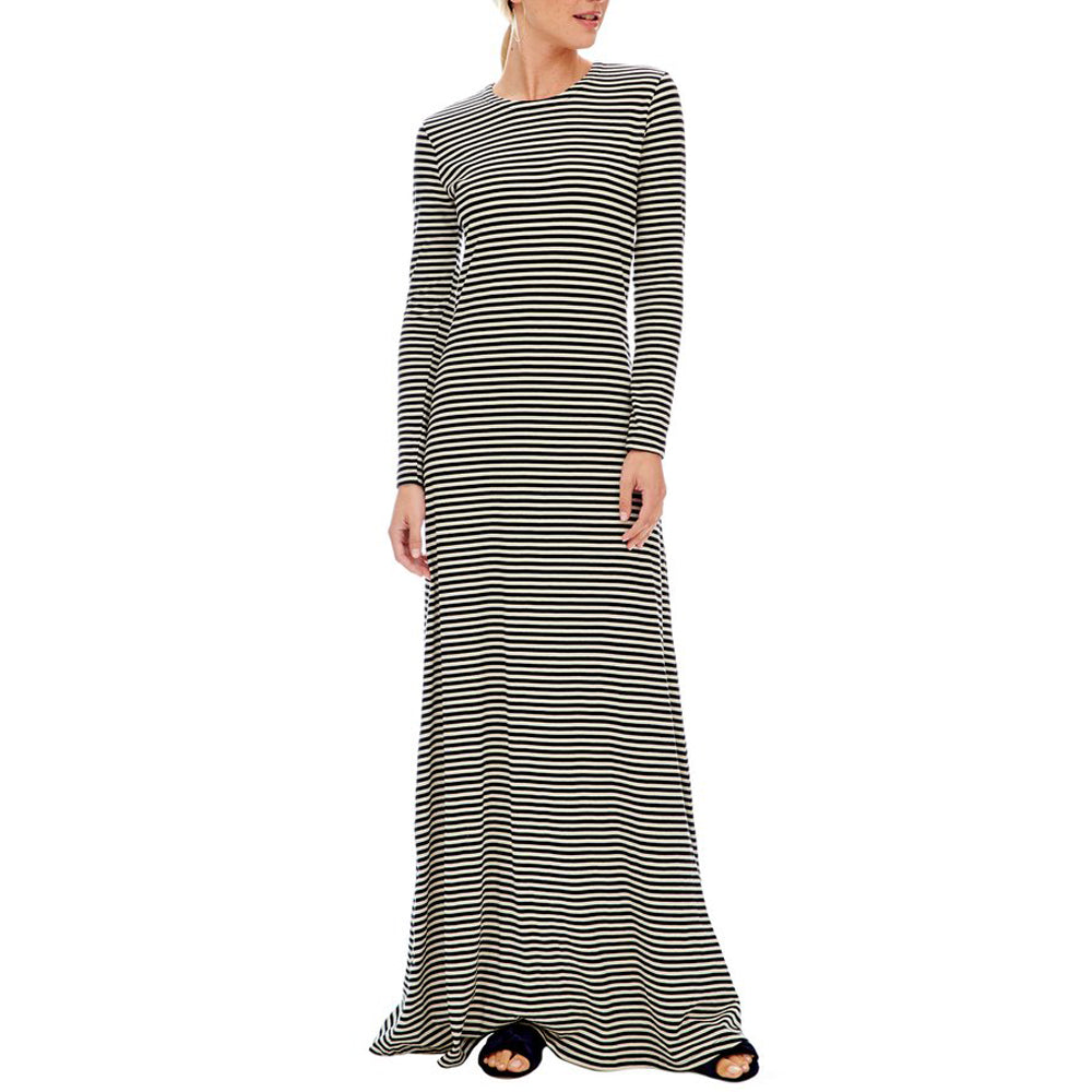 mds stripes erika knit dress