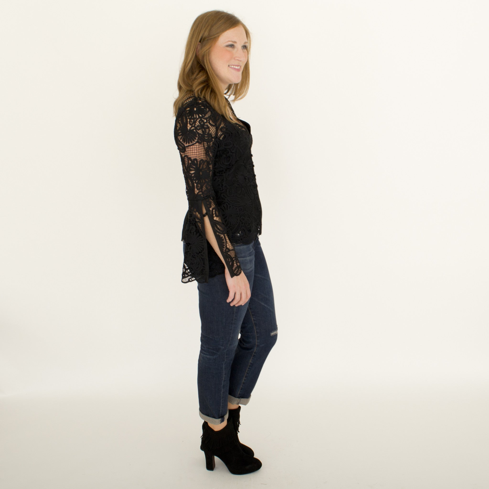 yoana baraschi vendome lace jacket