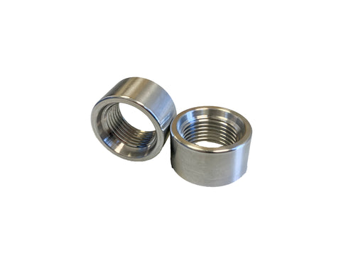 LP12437 -10 ORB Female Port Fitting Aluminum Weld On