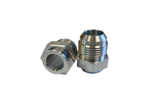 LP12416 -12AN Male Aluminum Weld On Fitting