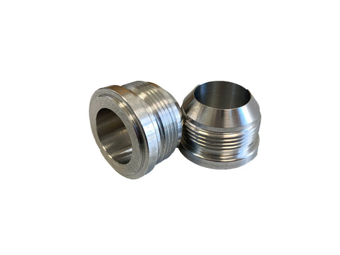 LP12418 -20AN Male Aluminum Weld On Fitting