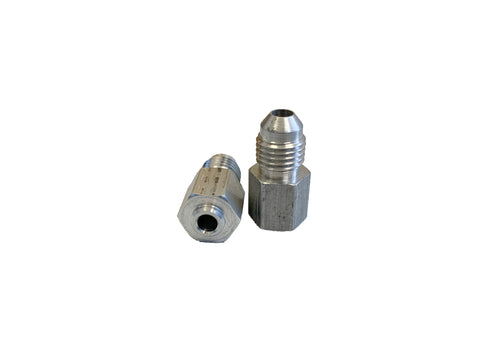 LP12412 -4AN Male Aluminum Weld On Fitting