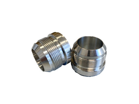 LP12419 -24AN Male Aluminum Weld On Fitting