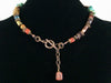 Single strand multi stone and pearl choker (Web-218)