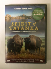 CUSTER STATE PARK -SPIRIT OF TATANKA DVD