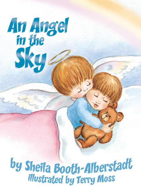 An Angel In The Sky - Book