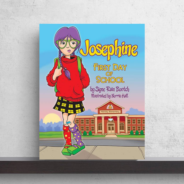 Josephine First Day of School - Coming Soon!