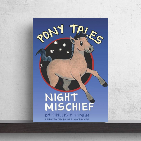 Pony Tales - Night Mischief - Hardcover Book