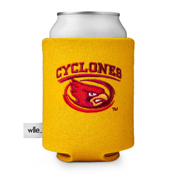 Iowa State University wlle™ Drink Sweater - Cyclones Head - Gold