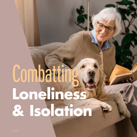 How to help your patients combat loneliness during self-isolation