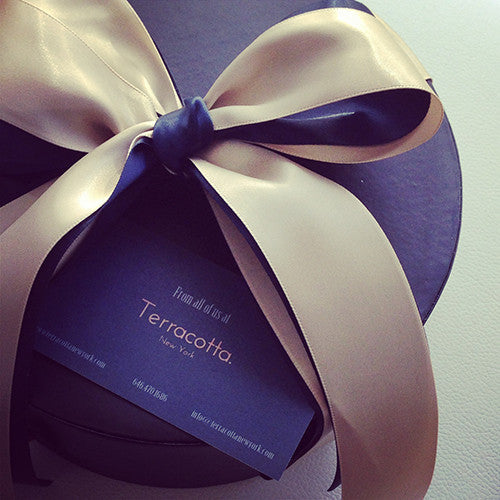 Complimentary Gift Wrapping - Terracotta New York