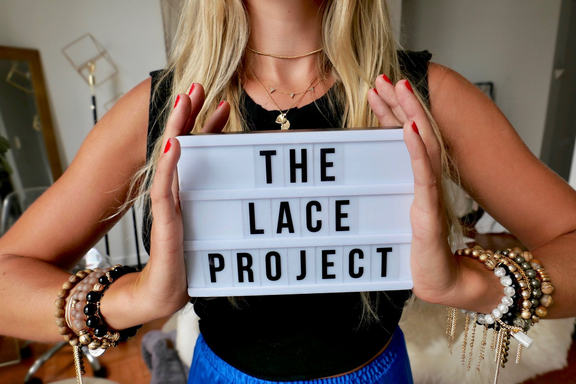 The Lace Project