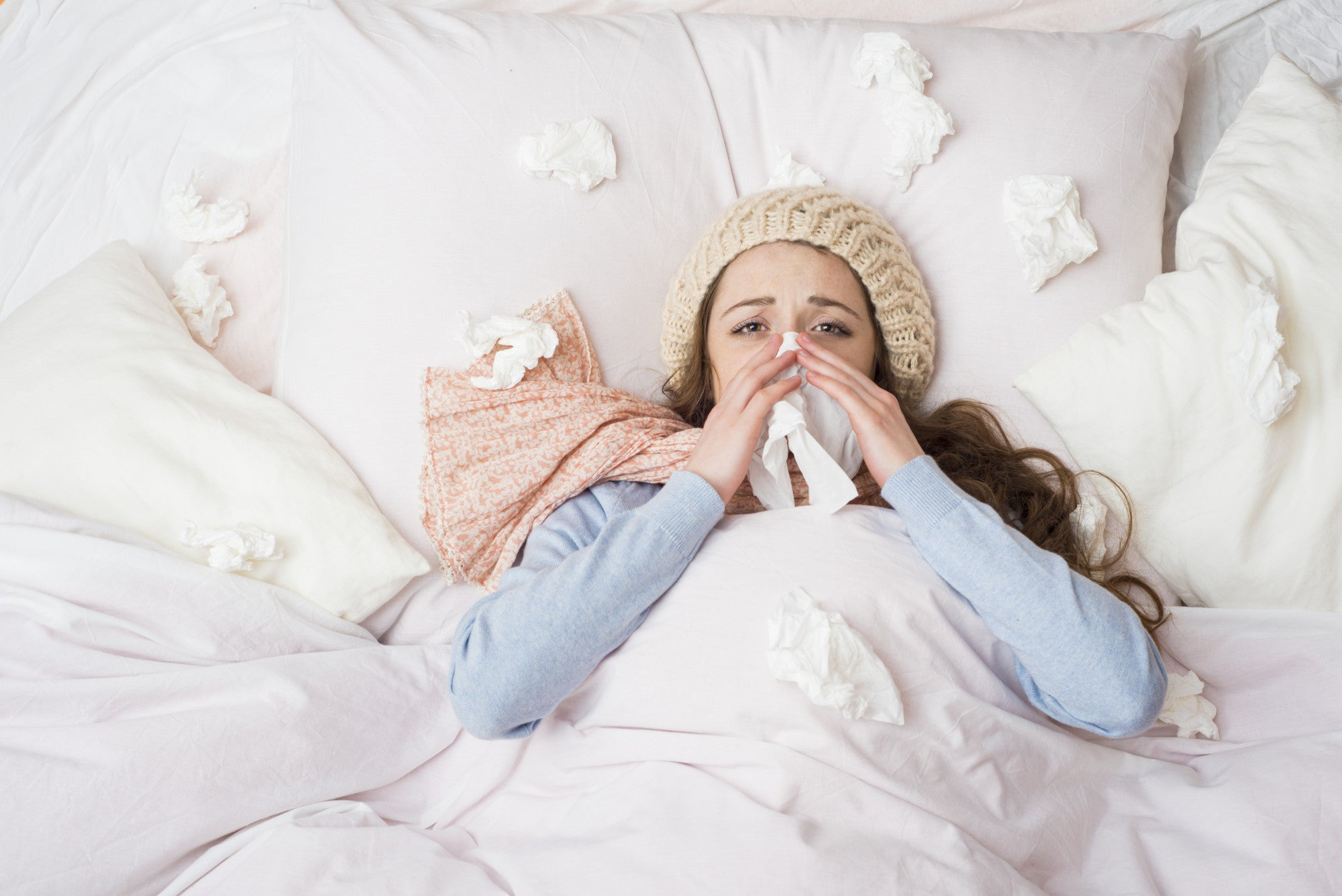 Get Better Soon! How to Combat the Symptoms of the Keto Flu