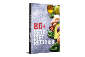 80+ KETO DIET RECIPES BY LOKE SUPPLEMENTS