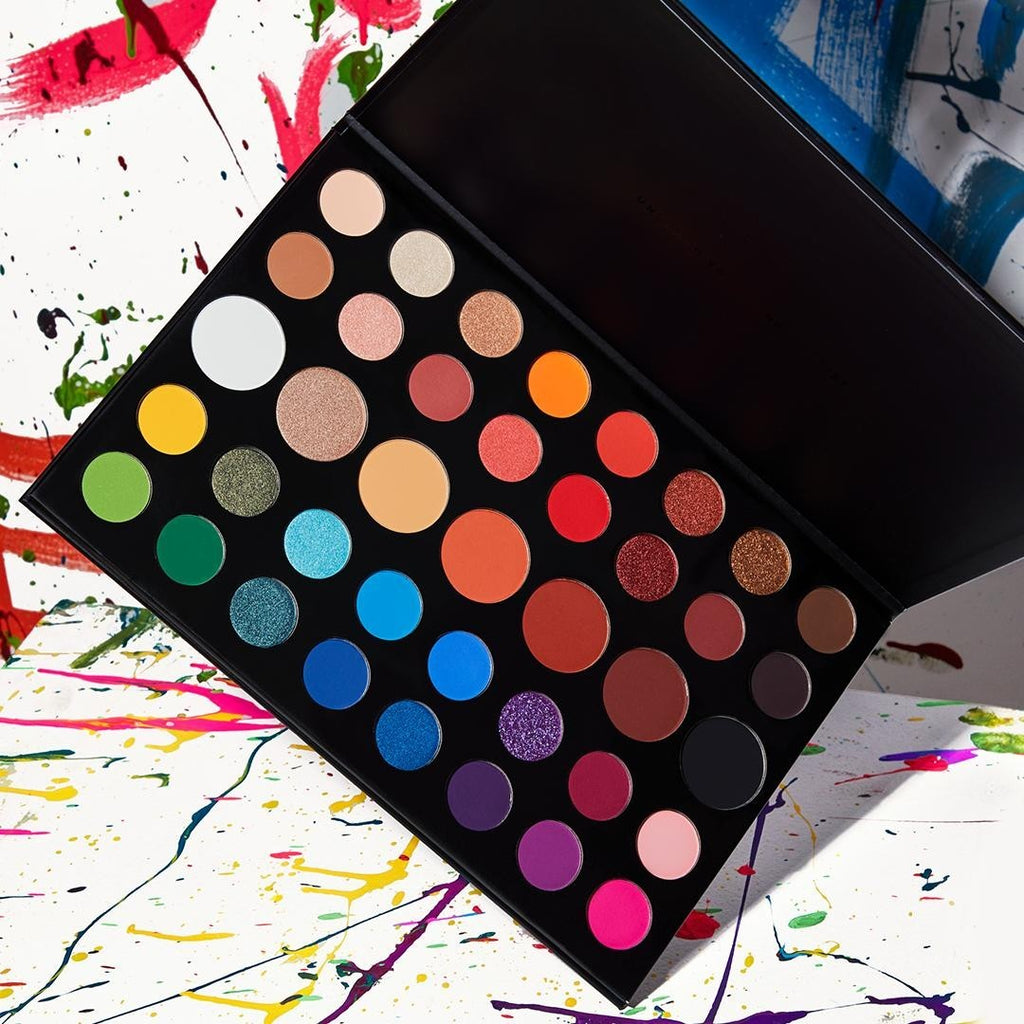 The James Charles Palette Colourfully Shop