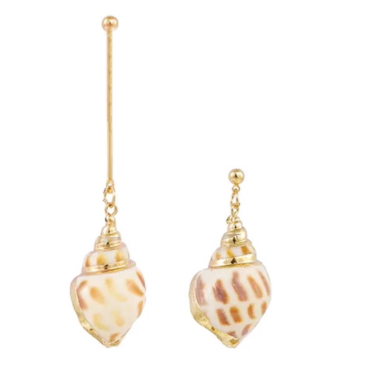 Ibiza Shell Earrings