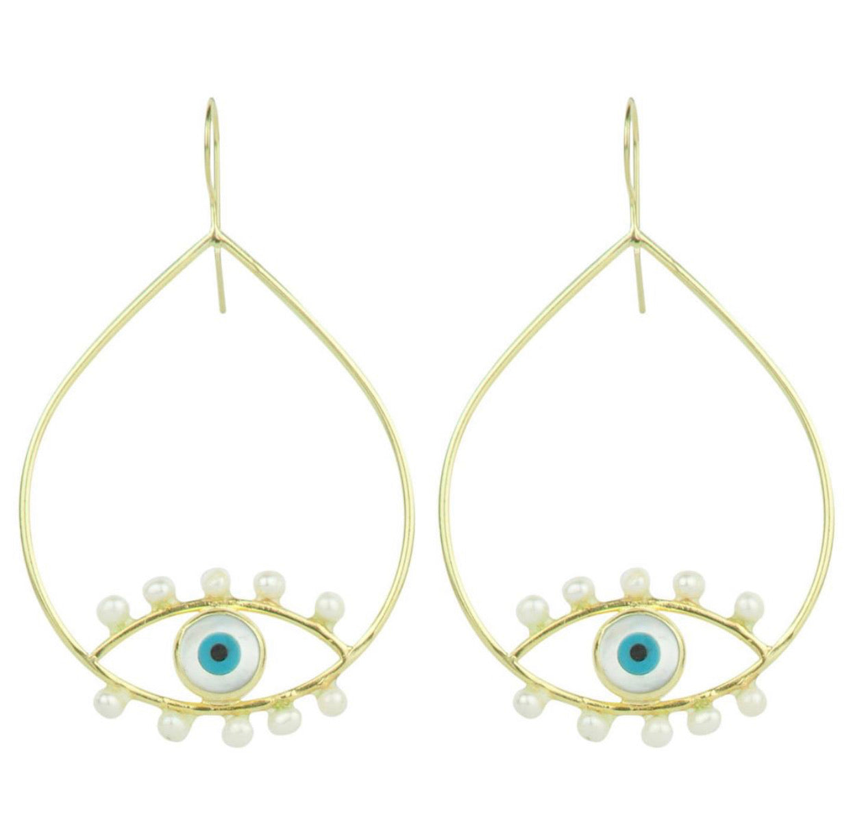 Open Eyes Earrings