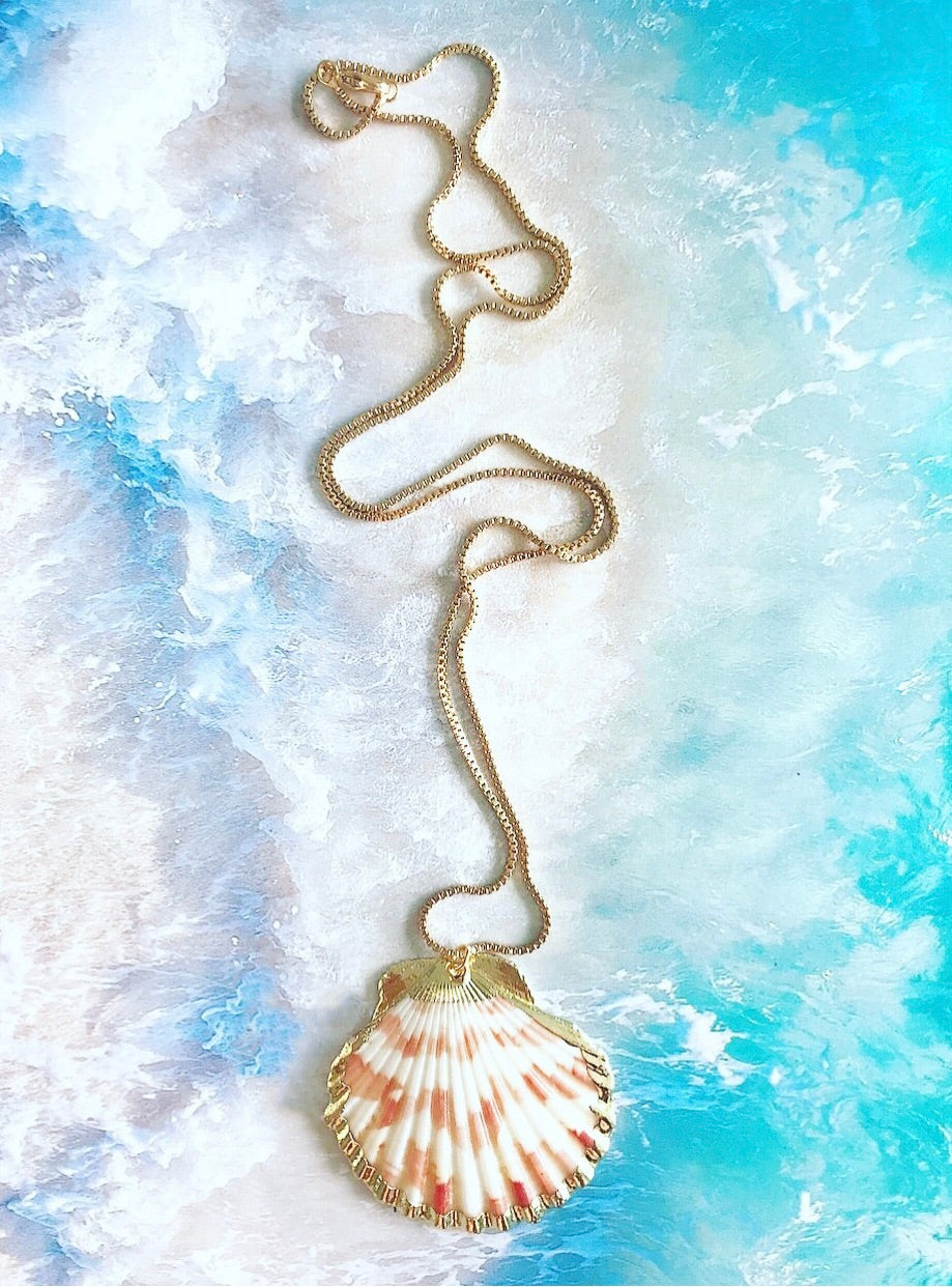 Naxos Shell Necklace