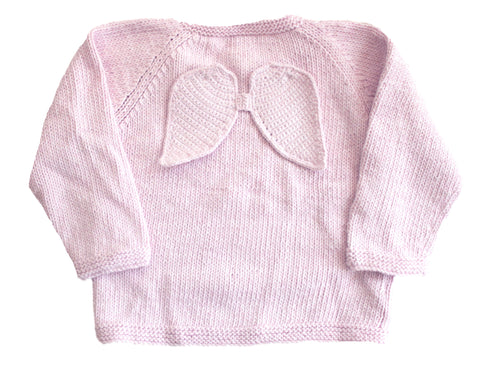 Fly Away Jacket Soft Pink