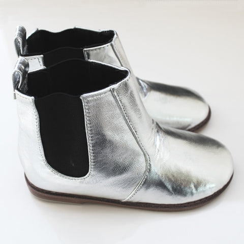 Silver Sam Boots