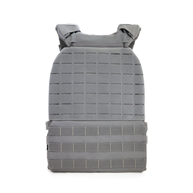 BeyondRX Weighted Vest - Storm Grey