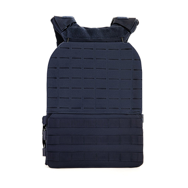 BeyondRX Weighted Vest - Navy Blue