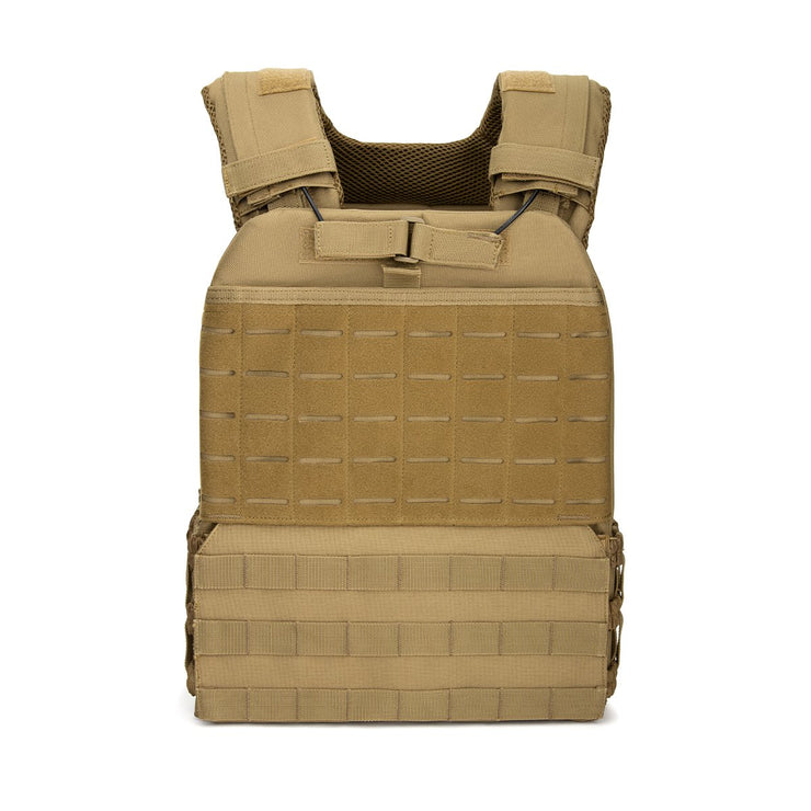 BeyondRX Weighted Vest - Tan