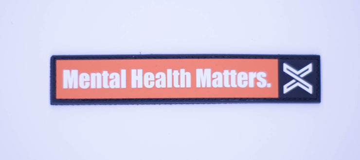 Mental Health Matters Patch