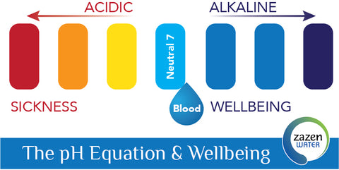 pH Scale of Wellbeing
