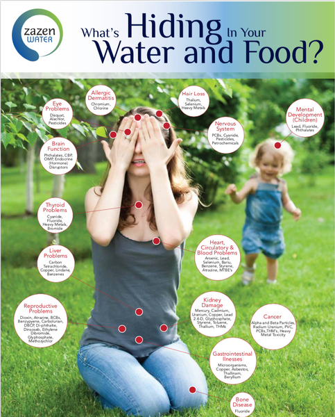 What's hiding in your water