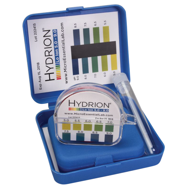 Water pH Test Kit