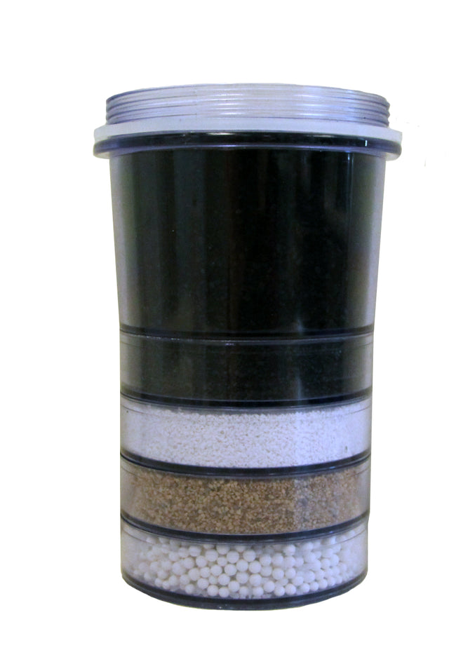 zazen Multi-Stage Filter Cartridge