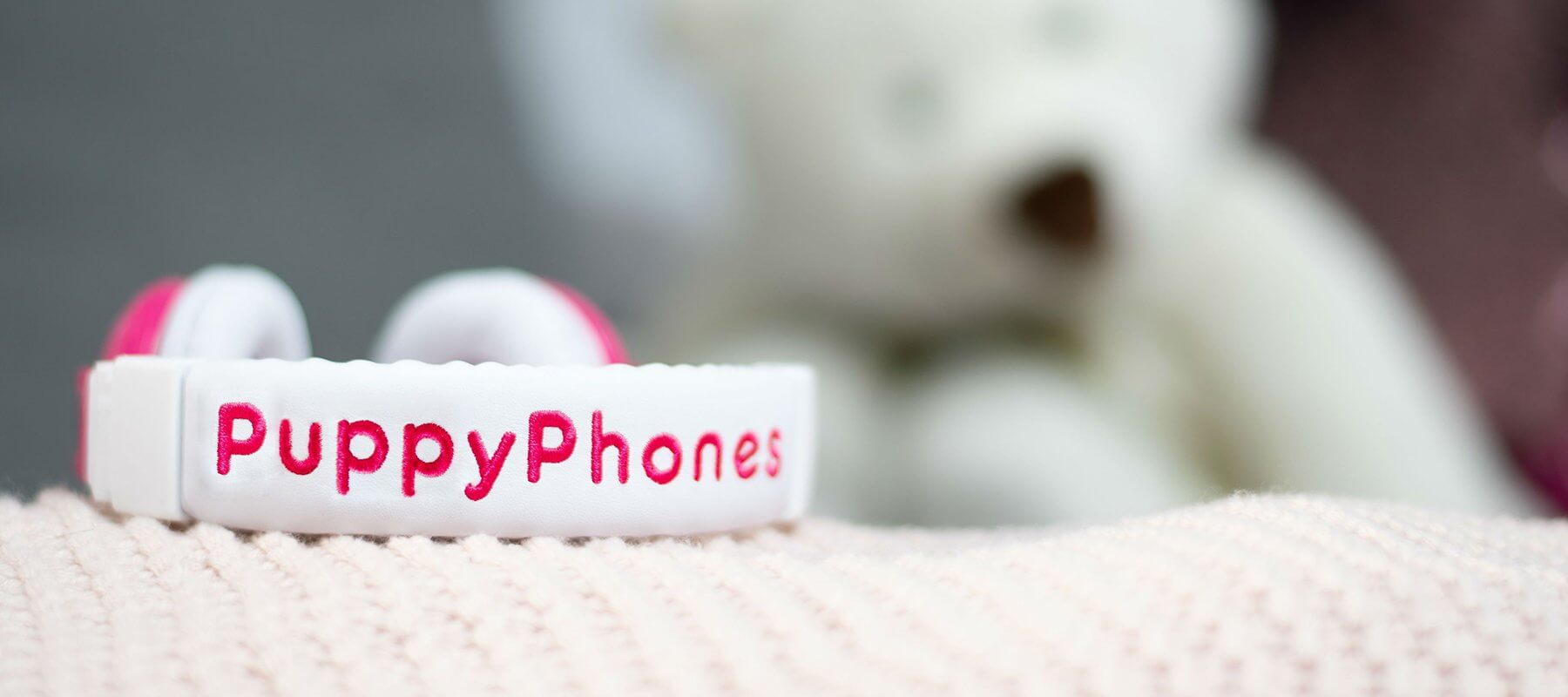 Introducing PuppyPhones - The World's First Safe Headphones for Pets!