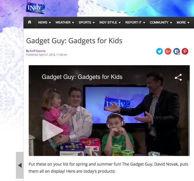 Gadget Guy - April 2016