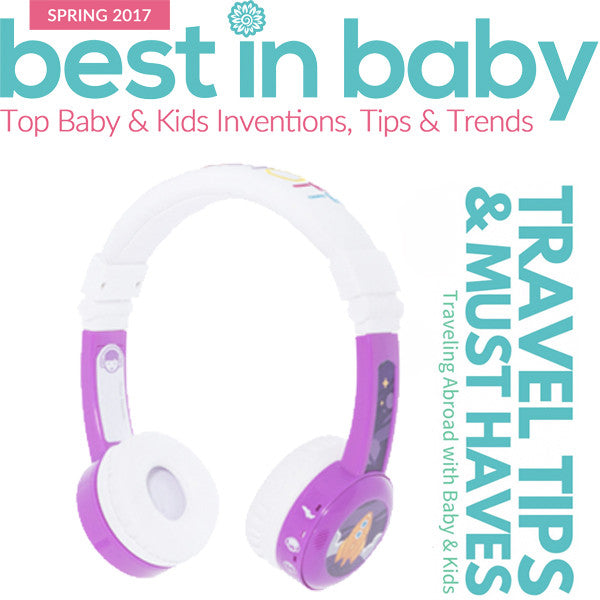 Best in Baby Biz Magazine - Spring 2017