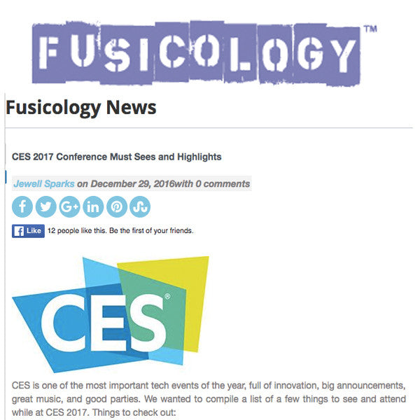 Fusicology - December 2016