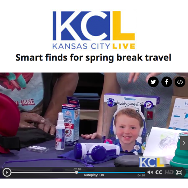 Kansas City Live TV - March 2017