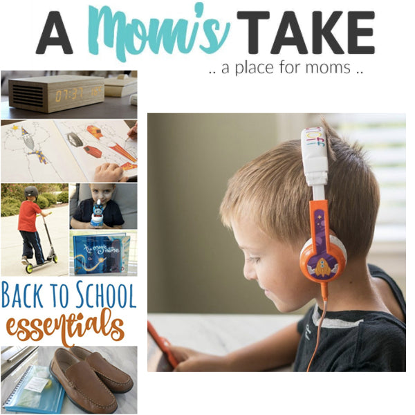 A Mom's Take - August 2017