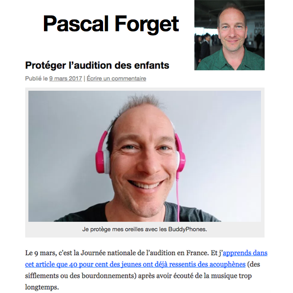 Pascal Forgets - March 2017