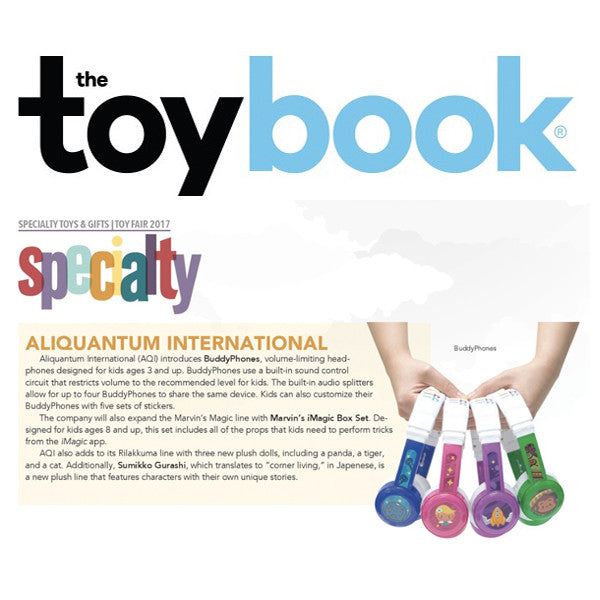 The Toy Book - February 2017